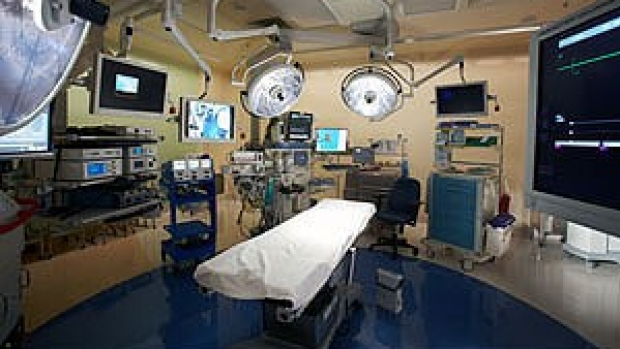 New pediatric surgery center most advanced on West Coast