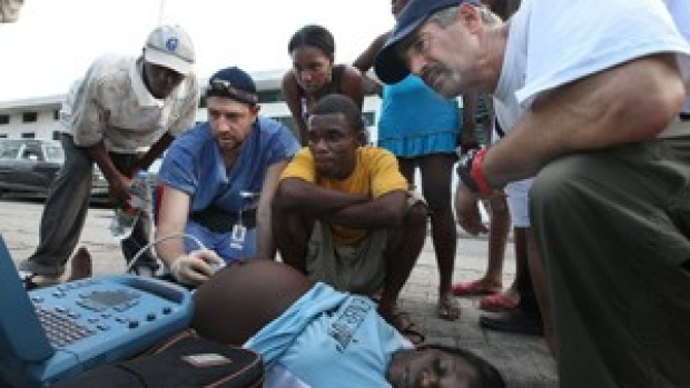 Report from Haiti: 'None of us had ever seen anything like it'