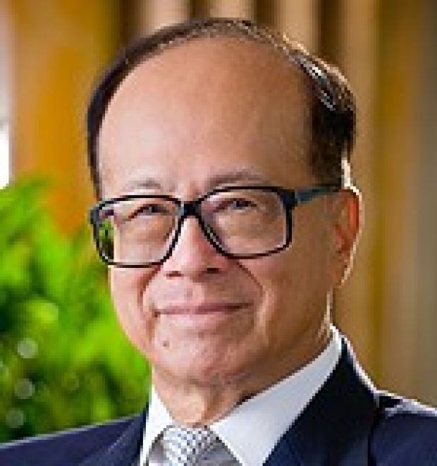 Li Ka-shing talks of Stanford's 'special place' in his heart