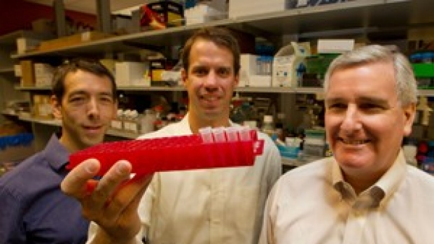 Family receives novel genome analysis of their health risks