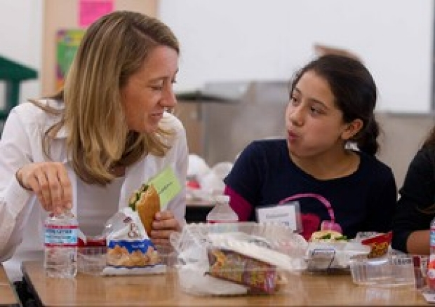 Packard summer program gives families healthy lunches