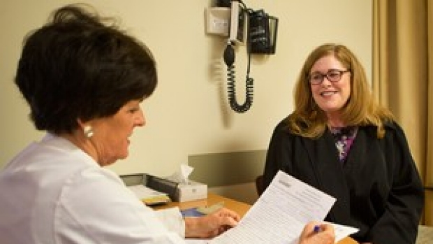 Patient manages genetic high cholesterol with nurse's help