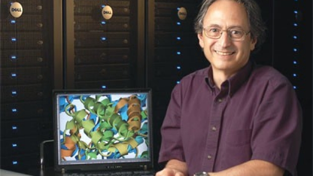 The science behind Michael Levitt's Nobel Prize