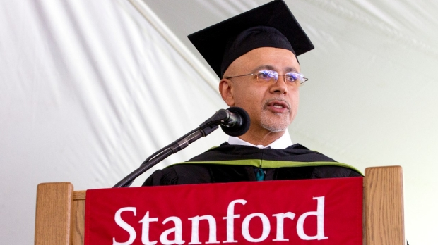 Prepared text of commencement remarks by Abraham Verghese