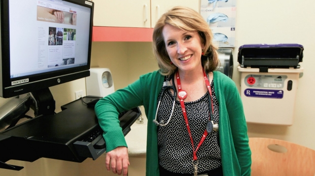 Nurse in heart program brings personal experience to the job
