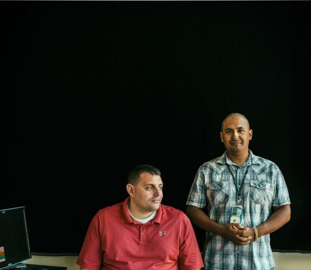 Jayson Early and Erik Ontiveros