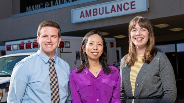 Stanford team designs process for reducing stroke disability, costs