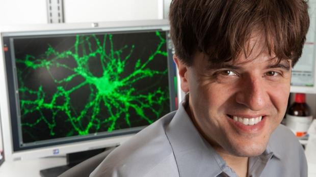 Karl Deisseroth wins 2015 Lurie Prize in Biomedical Sciences