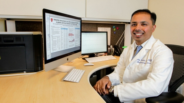 Adherence to blood thinner best with pharmacist management, researcher says