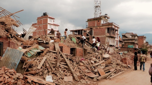 Physician in Nepal reports on post-quake conditions