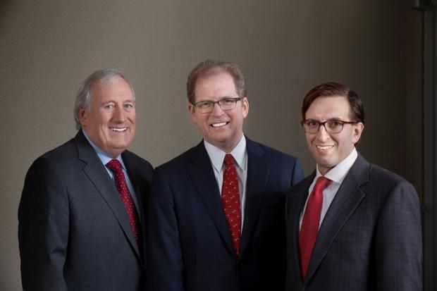 Christopher Dawes, Lloyd Minor and Amir Dan Rubin