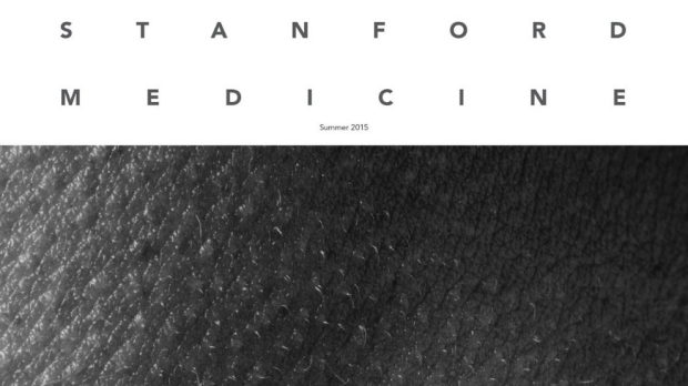 Stanford Medicine magazine shows some skin — and all its complexity