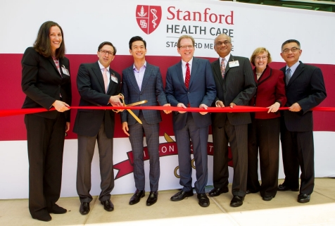 Stanford Cancer Center South Bay opens to first patients | News