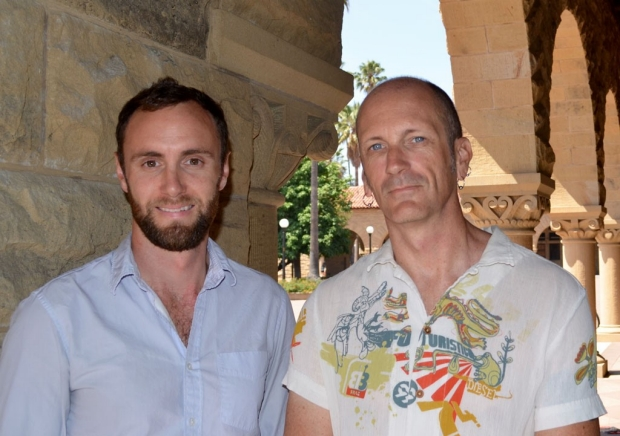 Hugo Hilton and Paul Norman