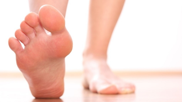 Tweak in gene expression may have helped humans walk upright