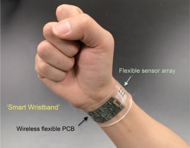 Sweat sensor