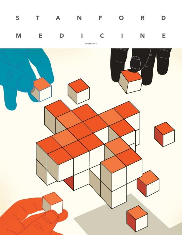 Stanford Medicine magazine cover