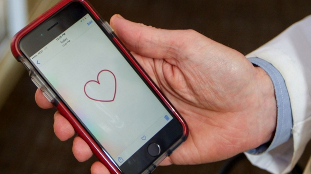 Genetic research now integrated into MyHeart Counts app