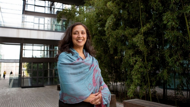 The powerhouse behind Stanford's global cancer effort