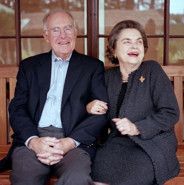 Gordon and Betty Moore