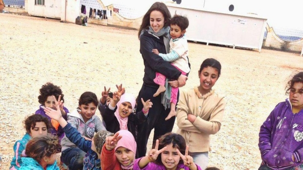 Special delivery: Students organize to send letters of support to Syrian refugees