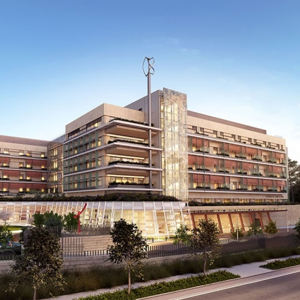 Counting down to December opening of new Packard Children's Hospital