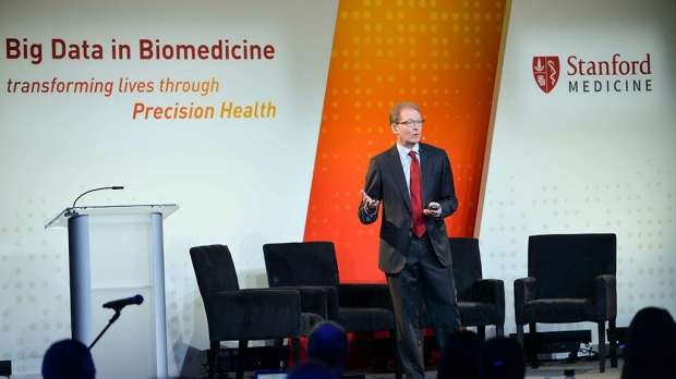 Integrating diverse kinds of data key to precision health, experts say at conference