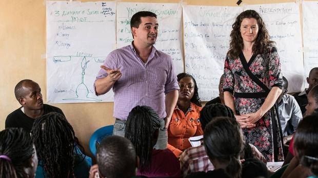 Rosenkranz Prize winner uses statistics to assess rape-prevention efforts in Kenya