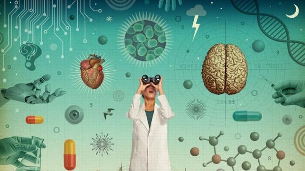 Stanford Medicine magazine explores challenges of breaking boundaries in science