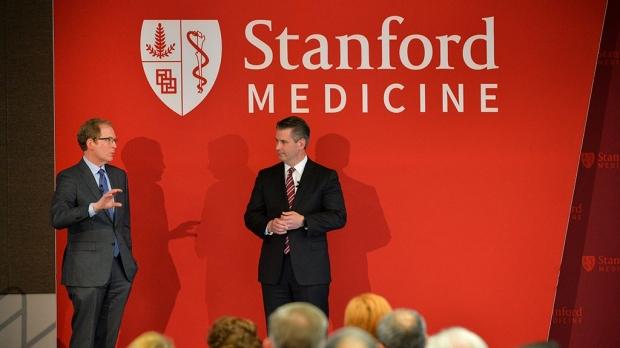 Stanford Medicine leaders introduce integrated strategic plan