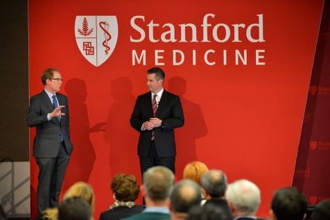 Stanford Medicine Leaders Introduce Integrated Strategic