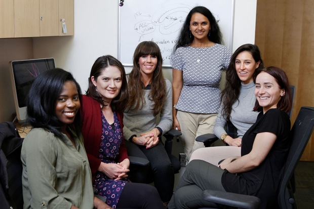 Group of six researchers including Manpreet Singh