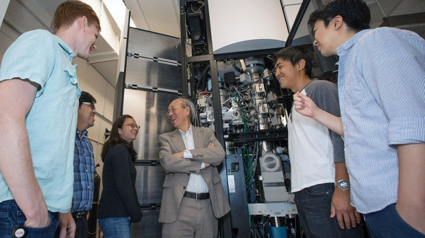 Cryogenic electron microscopy facility opens