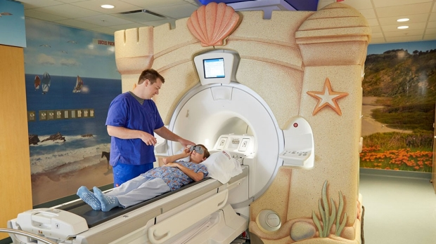 Innovations in kids' MRI scans