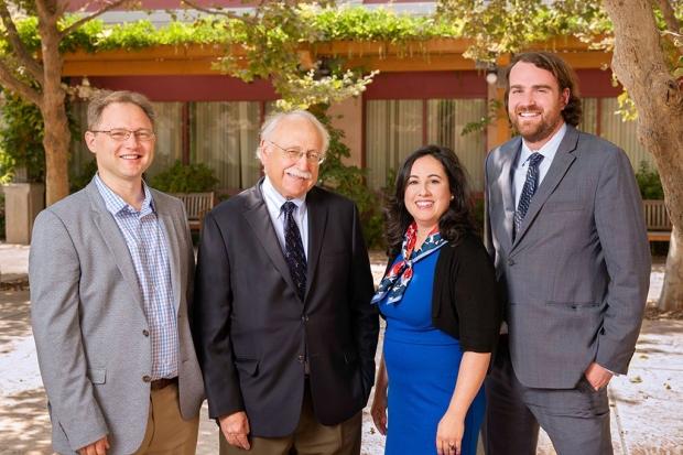 Boris Heifets, Alan Schatzberg, Carolyn Rodriguez and Nolan Williams