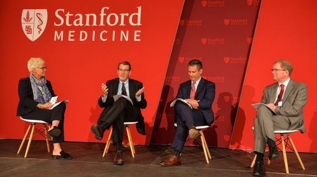 Progress, priorities, challenges are focus of State of Stanford Medicine