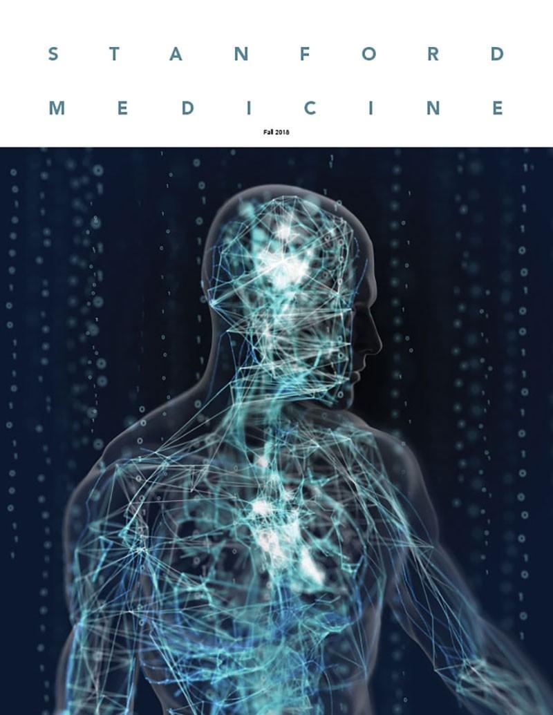Stanford Medicine magazine reports on ways digital