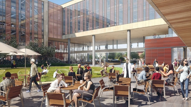 Medical school space, finances focus of town hall meeting