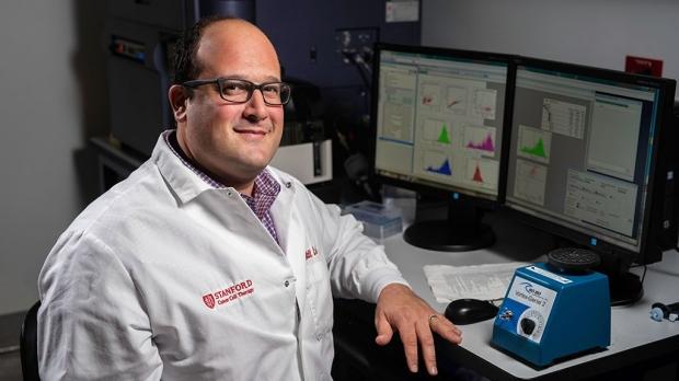 Engineered immune cells target broad range of pediatric solid tumors in mice