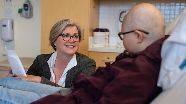 Packard nurse aims to advance patient care through research