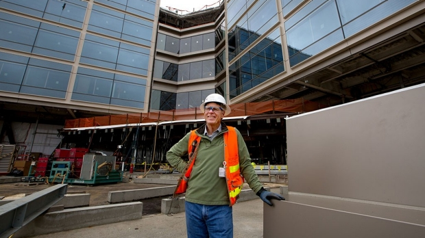 Building new hospital to withstand quakes