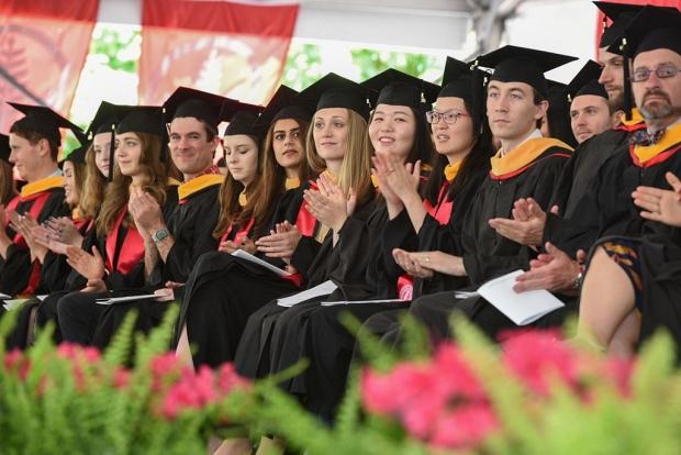 Stanford medical school graduates