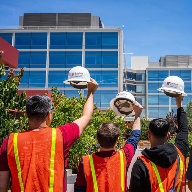 New Stanford Hospital gets temporary certificate of occupancy