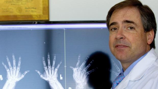 Success in rheumatoid arthritis trial