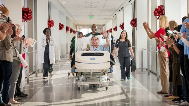 Stanford Health Care officially opens doors to new Stanford Hospital