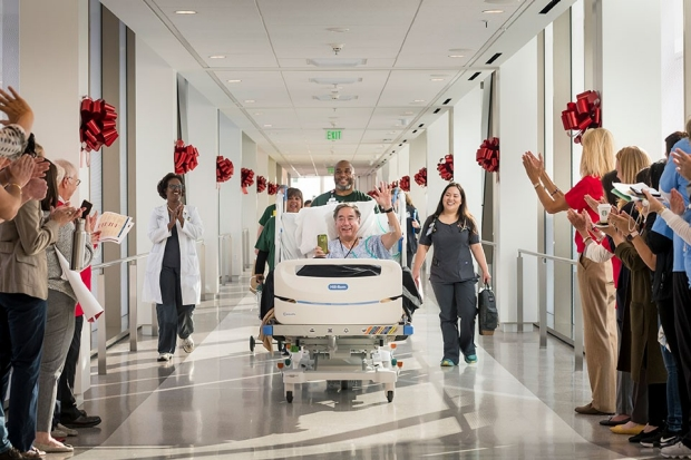 moving a patient