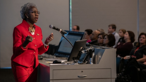 At Department of Medicine's diversity and inclusion week, challenging conventional wisdom