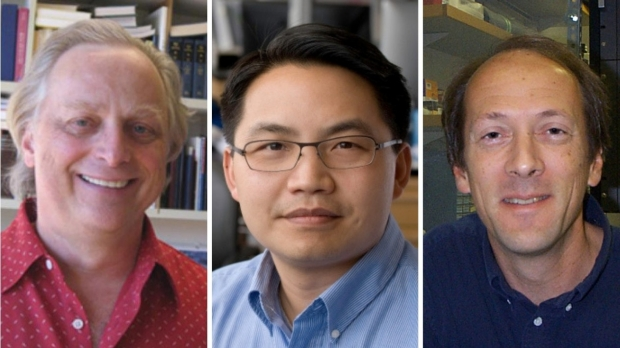 New members of the National Academy of Sciences