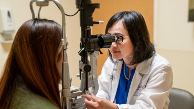 New center for rare eye disease