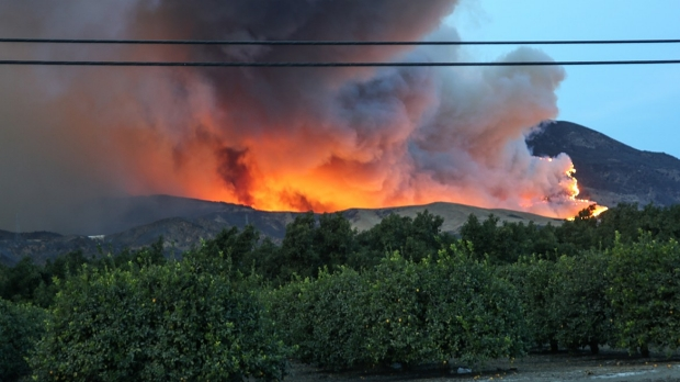 5 Questions: Researchers discuss wildfires' health impacts